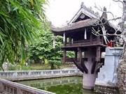 Hanoi dans le Top 10 des meilleures destinations d'Asie