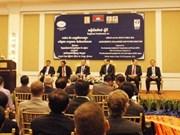 Conférence régionale sur l'ASEAN et la Mer Orientale au Cambodge