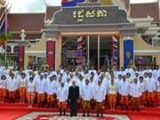 Cambodge : ouverture de la 1ère session de l'AN