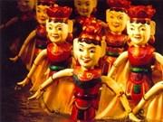Record d'Asie pour le Théâtre de marionnettes sur l'eau de Thang Long