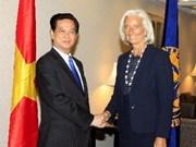Le FMI estime la politique de stabilisation de l'économie du VN