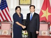 Le Vietnam prend en haute estime la coopération avec les Etats-Unis