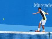 Tennis : Ly Hoang Nam en quart de finale du tournoi junior ITF de Pékin