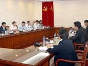 Presse: la VNA souhaite coopérer avec la RPDC