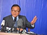 Cambodge : l'armée est prête à protéger la Constitution