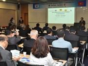 Ha Tinh et Ha Nam renforcent la promotion du commerce en R. de Corée