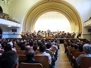 L'Orchestre symphonique du Vietnam impressionne les Japonais