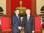 Le PCV et le Pheu Thai renforcent leur coopération