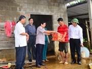 Typhon WUTIP: conjuguer les efforts pour soutenir les sinistrés du Centre