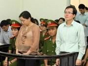 Le Quoc Quan condamné à 30 mois d'emprisonnement