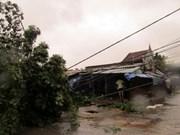 Deux typhons devraient toucher la Mer Orientale en octobre