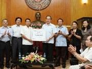 Le pays se mobilise pour aider les sinistrés de Wutip