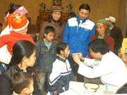 Améliorer les conditions de vie des enfants en difficulté à Hanoi