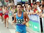 Finale de la 40e course pour la paix à Hanoi