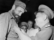 Cuba garde en mémoire l'image du général Giap