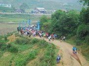 Fin du Trail international de Sapa