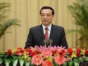 Le Premier ministre chinois souligne le rôle de l'ASEAN