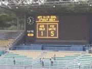 Football U19: Victoire 5-1 du Vietnam face à l'Australie