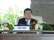 APEC : le Vietnam s'efforce de resserrer la connectivité économique régionale