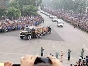 Hanoi assure la sécurité pour les funérailles nationales du général Giap