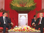 Vietnam et Chine affirment leur coopération stratégique intégrale