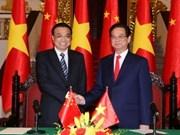 Approfondissement de la coopération stratégique intégrale Vietnam-Chine