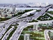 Inauguration du pont Saigon 2 à Hô Chi Minh-Ville