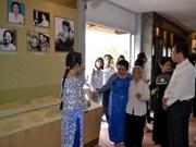 Exposition de souvenirs et mémoires de guerre à HCM-Ville