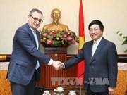 Vietnam-Belgique: première consultation politique entre vice-ministres des AE