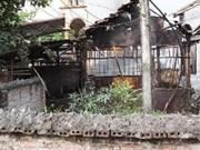 Explosion à Phu Tho : près de 1.350 foyers endommagés