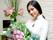 Truong Thi May représentera le Vietnam au concours Miss Univers 2013
