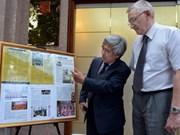 Une exposition valorise l'amitié Vietnam-Russie