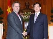 Le PM reçoit les ambassadeurs d'Azerbaïdjan et d'Espagne