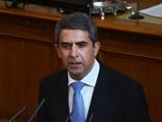 Le président bulgare effectue une visite d'Etat au Vietnam