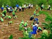 Le Vietnam s'engage à réaliser les activités de résilience au changement climatique