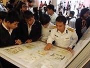 Exposition d'archives sur Hoang Sa et Truong Sa