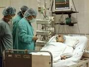 Conférence sur la transplantation d'organes à HCM-Ville