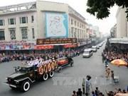 Les obsèques nationales du général Giap appréciées par l'opinion publique