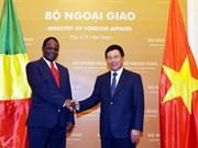 Le Congo reconnaît le statut d'économie de marché au Vietnam