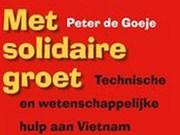 """""""Salutations de solidarité"""" des Pays-Bas pour le Vietnam"""