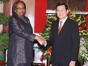 Le Vietnam est prêt à renforcer sa coopération avec l'Angola