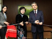 Le président bulgare termine sa visite au Vietnam