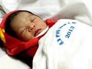 HCM-Ville fête la naissance du 90 millionième citoyen vietnamien