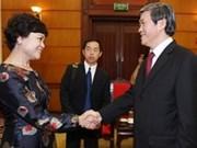 Littérature : pont de l'amitié Vietnam-Chine