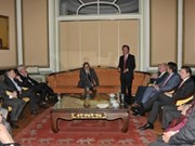 Les gouverneurs belges à un colloque sur le Vietnam