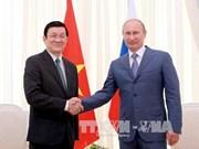La visite du président Poutine promeut des relations Russie-VN