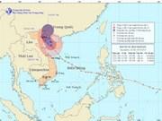 Haiyan a frappé lundi les provinces du Nord