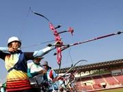 La R. de Corée soutient l'équipe de tir à l'arc du Vietnam