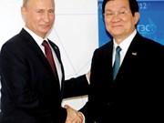 Russie-Vietnam: trouver ensemble de nouveaux horizons de coopération