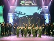 Programme caritatif à la mémoire des soldats de Truong Son